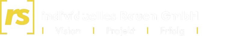 rs individuelles bauen gmbh Logo
