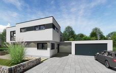 Bild zu Architektenhaus