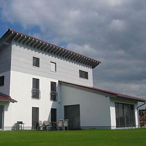 Bild zu Einfamilienhaus W in Linden